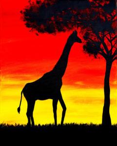 African Aftrenoon