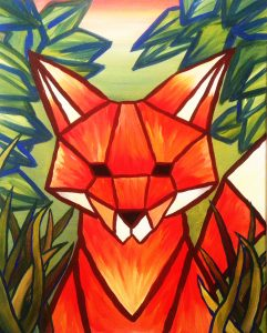 Fred the Fox - Polygontechnik