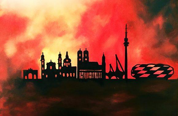 Munich on Fire