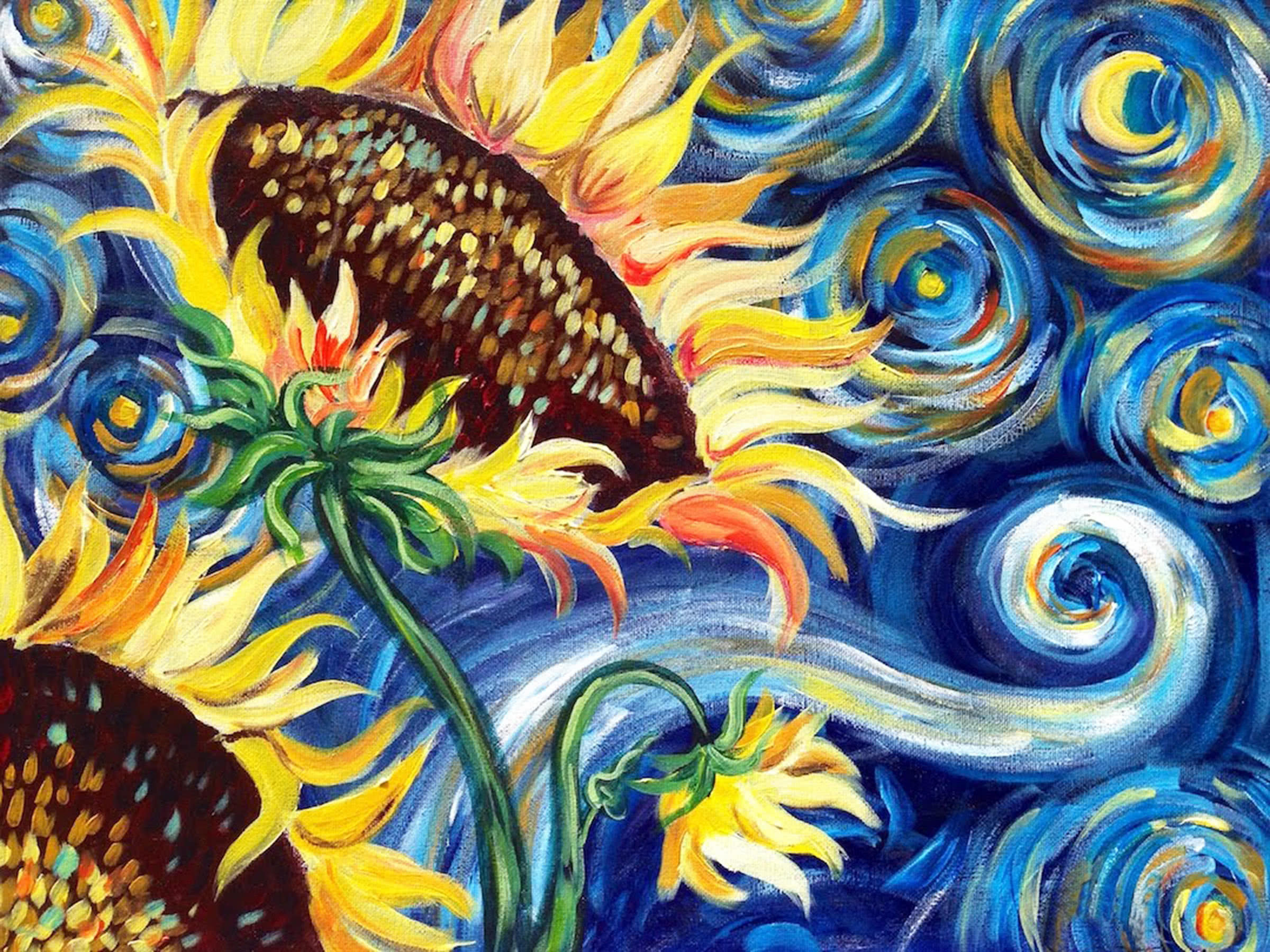 Vincent Starry Night - ArtMasters