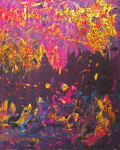 Acrylic Abstraction
