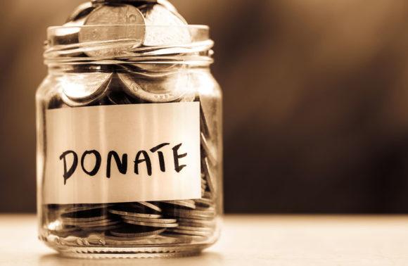 Private Spenden-Events