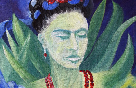 Frida Kahlo goes Jungle
