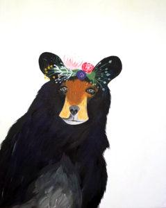 Hippie Bär