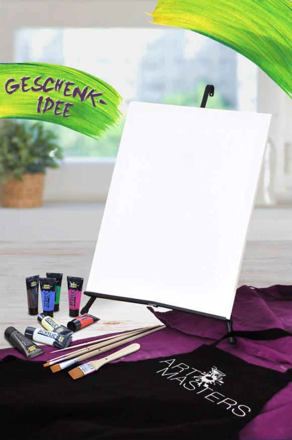 Mal-Set ArtMasters - Geschenkidee