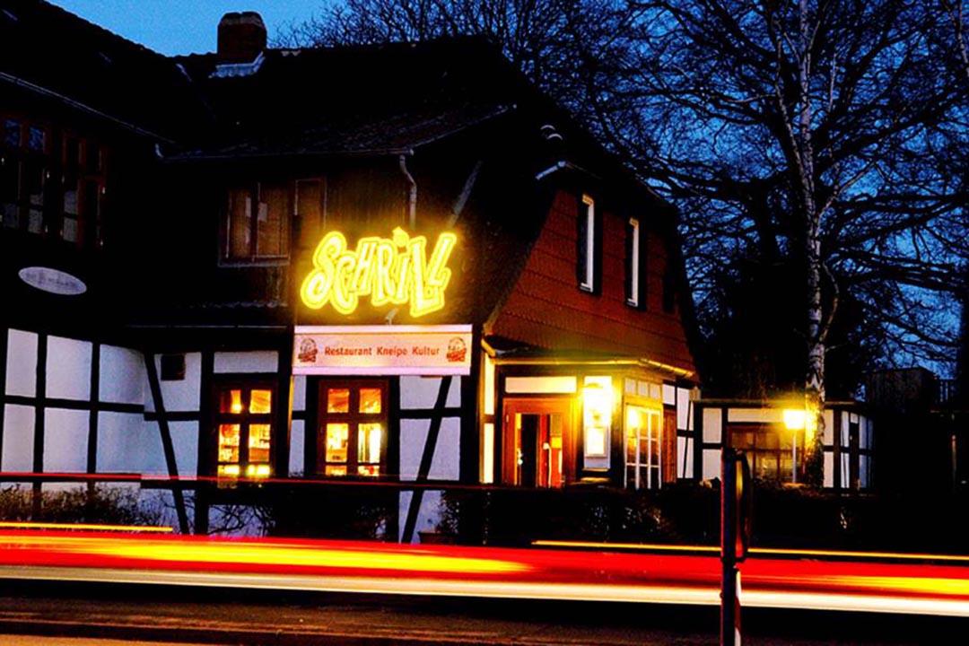Cafe Schrill