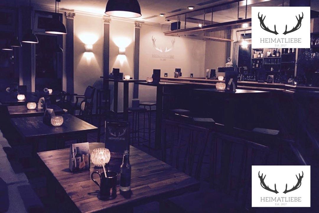 Heimatliebe Cafe & Bar - ArtMasters