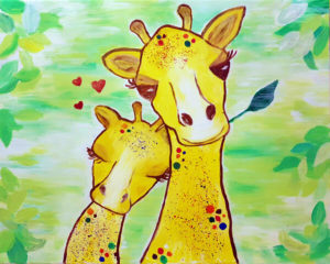 Lula - Die kleine Giraffe