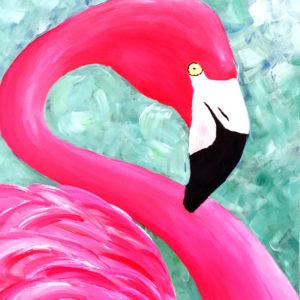 Flamingo Beauty