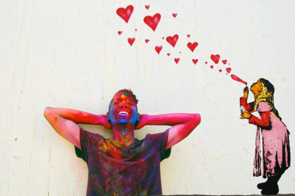 Jetzt wird's bunt – Paint Party vs. Painting Party