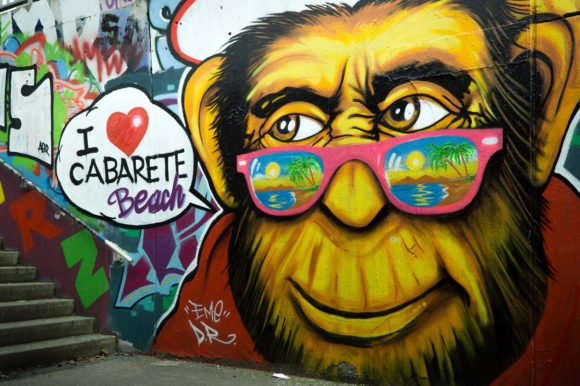 Streetart – Darf man das und ist das noch Kunst?