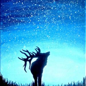 Roaring Deer