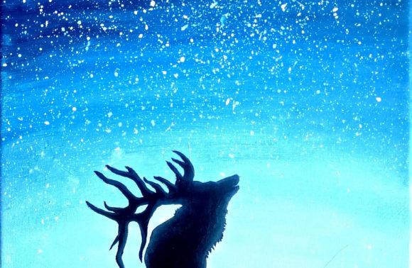 Roaring_Deer