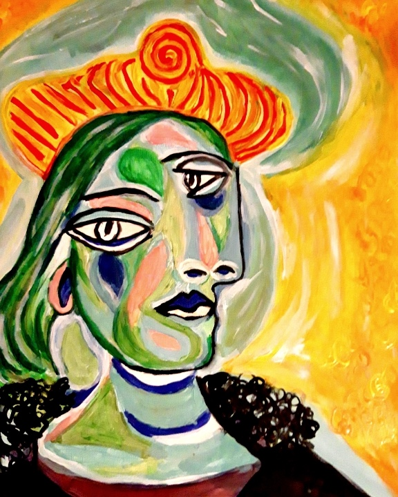 Paint Like Picassso – Hermine