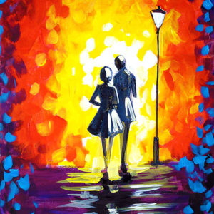 Romantic Evening – IN ENGLISH