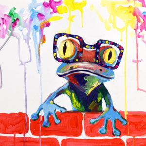 Crazy Frog – IN ENGLISH