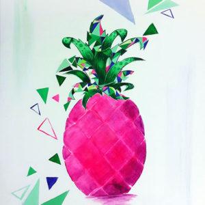 Pineapple Splash –  In English