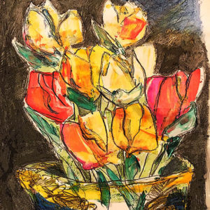 Tulpen Bouquet