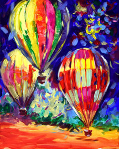 Balloon Afternoon
