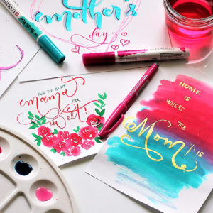 Handlettering Workshop – Die Basics