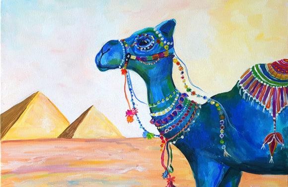 Camel Oriental