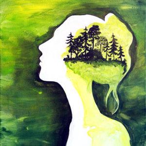 Head full of Trees