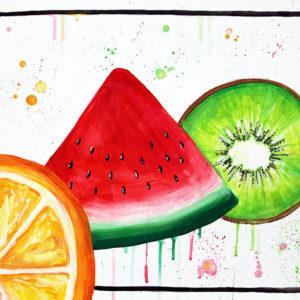 """OPEN AIR – """"Fruity Summer"""" – inkl. Gutmann-Begrüßungs-Weizen"""