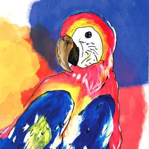 """""""Papagei"""" inkl. ein Gläschen Sekt zur Begrüßung"""