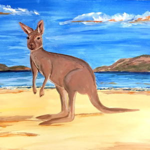 ArtMasters Teambuilding Event – Kangaroo