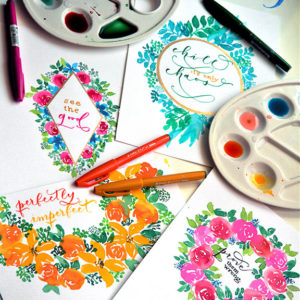 Handlettering & Flourishing Workshop